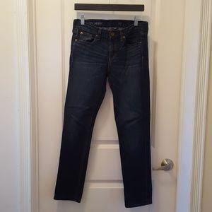 JCrew Downtown Skinny Jeans Size 27